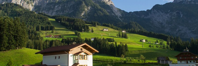 Campings in Oostenrijk