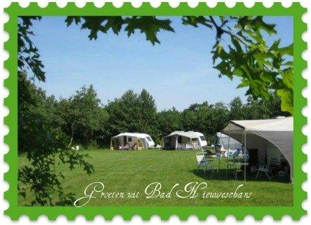 Camping Holland Poort Bad Nieuweschans.