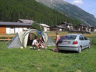Camping Bergheimat Wallis Zwitserland | AlleCampingsIn