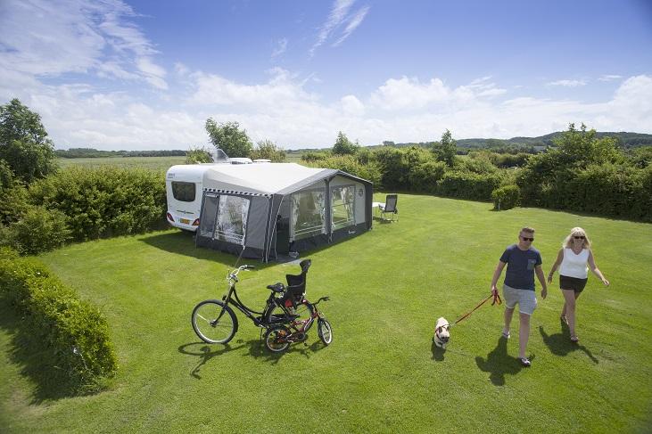 Camping Werendijke - Comfortplaats