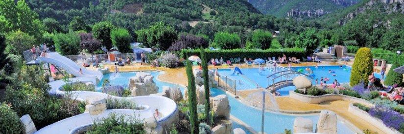 Campings met een zwembad